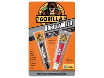 Gorilla Weld Steel Bond 2-Part Epoxy 2 x 14ml